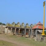 Sree Advalleeswarar Temple fron view